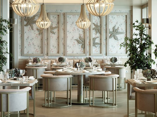 Le restaurant Provence