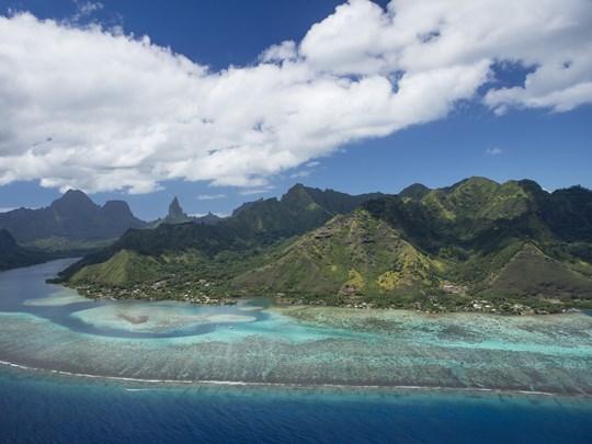 Un panorama unique au monde, des plages, aux vallées verdoyantes