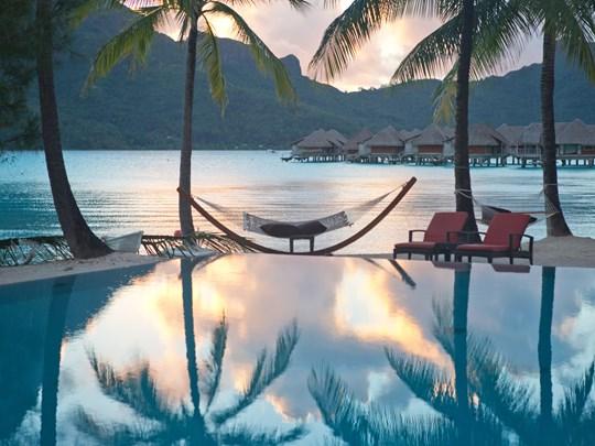 L'intercontinental Bora Bora Le Moana Resort