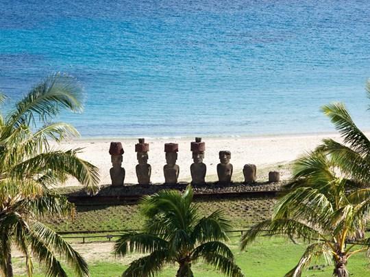 Séjour sur l'Île de Pâques