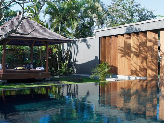 Spa Pool Villa