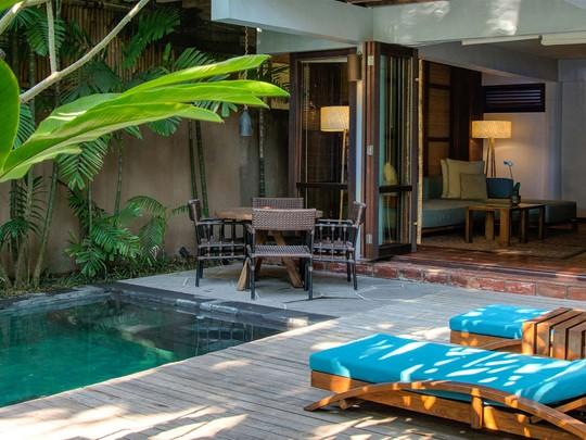 Amra Duplex Villa du Jeeva Klui, à Lombok