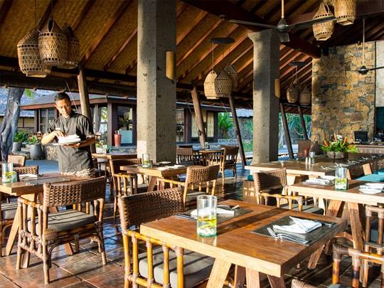 Restaurant Waroeng de l'hôtel Jeeva Klui Resort
