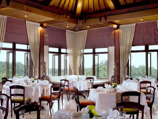 Le restaurant Petulu