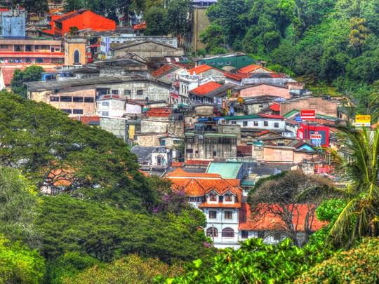 Séjour à Kandy