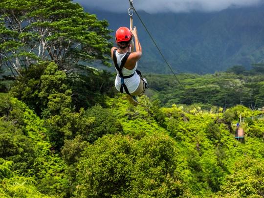Séjour à Kauai