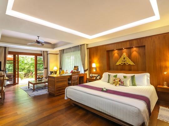 Deluxe Garden Villa du Santiburi Resort à Koh Samui