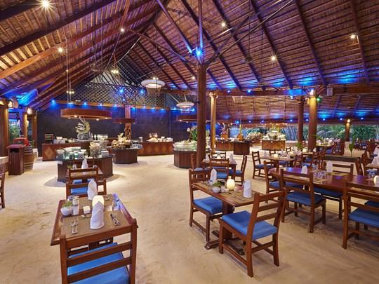 Le restaurant Kaomas