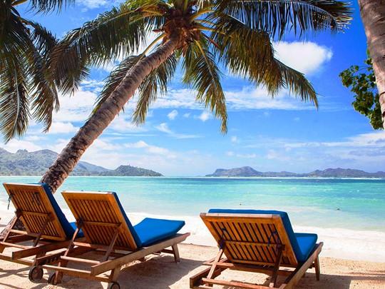 Profitez d'un moment de détente sur la plage