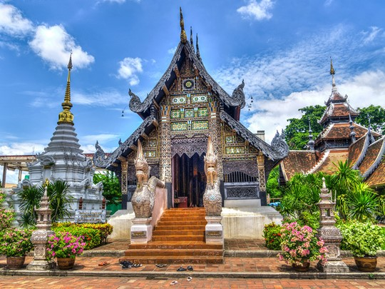 Chiang Mai, old city