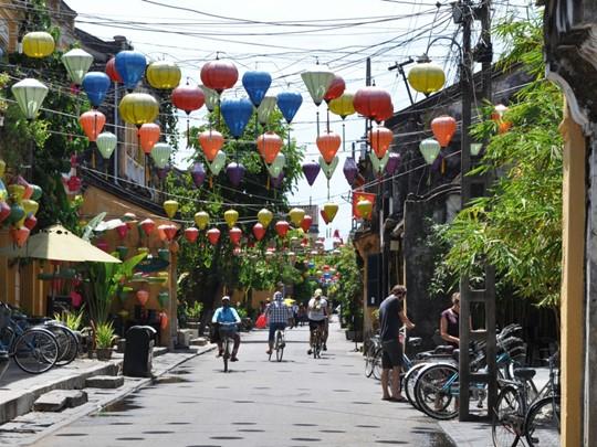 Hoi An, une petite ville historique dans le centre du pays