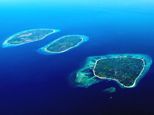 Les îles Gili sont une destination paradisiaque et encore préservée du tourisme