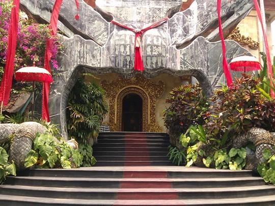 Visite du musée d'Antonio Blanco Museum situé à Ubud