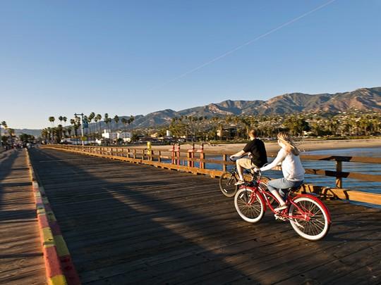 La douceur de vivre à la californienne à Santa Barbara