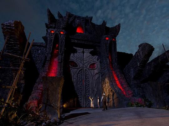 King Kong à Universal Studio