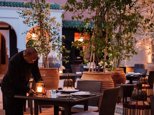 Restaurant Le Marocain