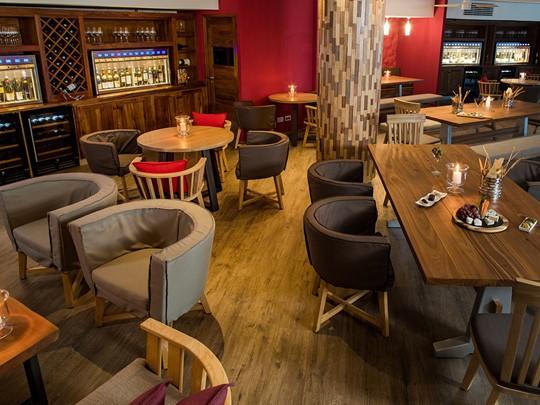 Van Der Stel Wine Bar