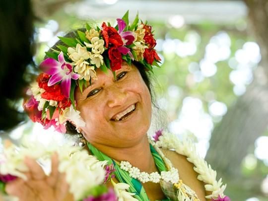 Bienvenue à Tahiti