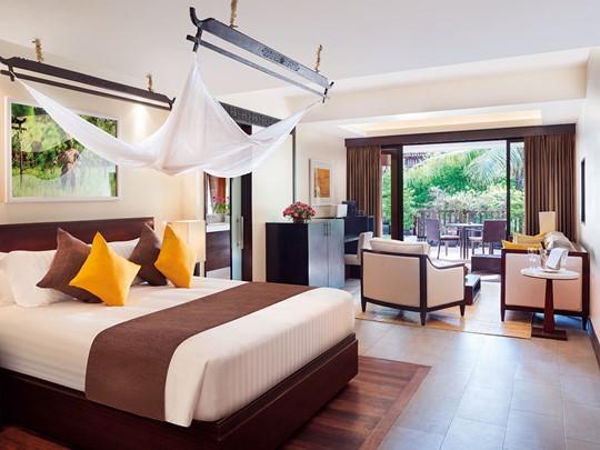 Deluxe Studio Suite du Belmond La Résidence d'Angkor