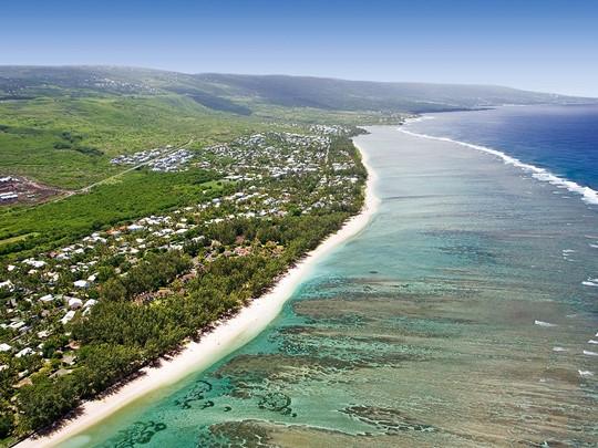 Profitez des plages de l'île