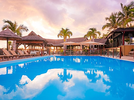 Séjournez à l'Hôtel Iloha Seaview