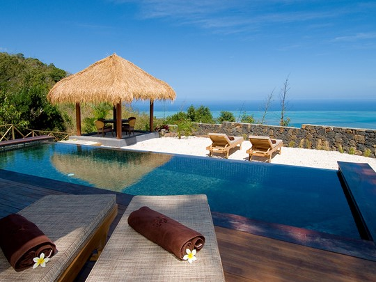 """Exclusive Suite Seaview Pool """"Piton Canot"""""""