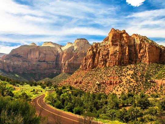 Le parc national de Zion