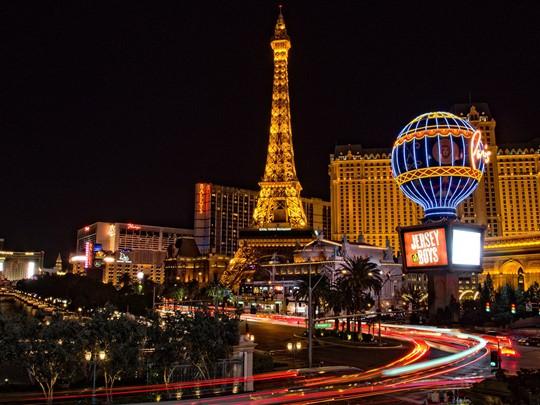 Las Vegas la capitale du jeu