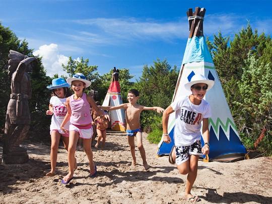 Le Dune Resort et Spa est un paradis pour les petits