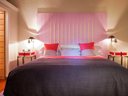 Chambre Deluxe de l'hôtel Guanahani à St Barth