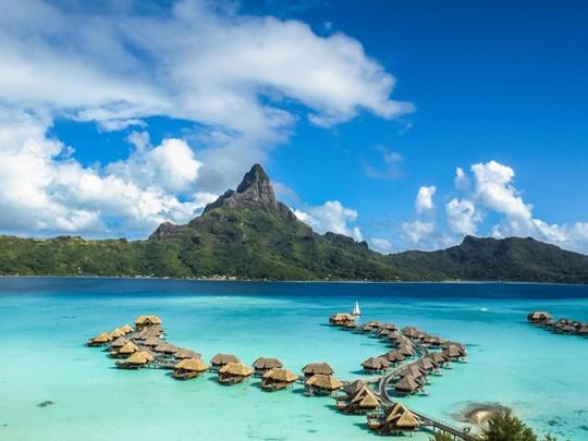 Séjournez à l'InterContinental Bora Bora