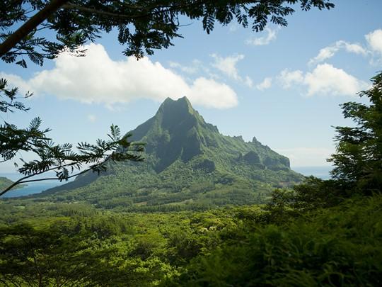 Moorea, terre de légendes et d'histoire