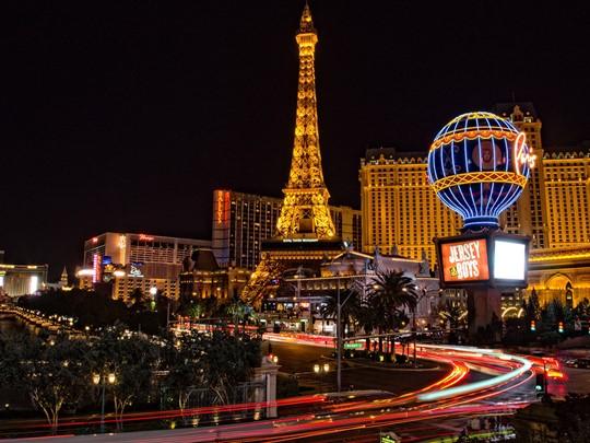 Las Vegas, la capitale du jeu