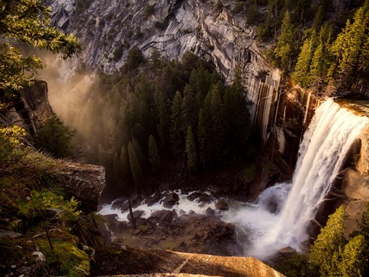 Le Parc National de Yosemite