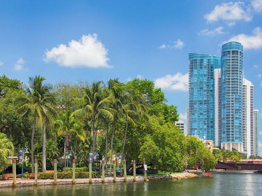 Fort Lauderdale, la « Venise américaine »