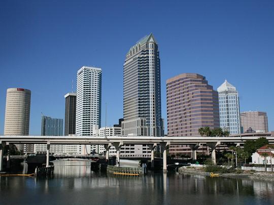 Baie de Tampa