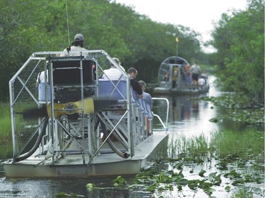 Partiez à la découverte des Everglades
