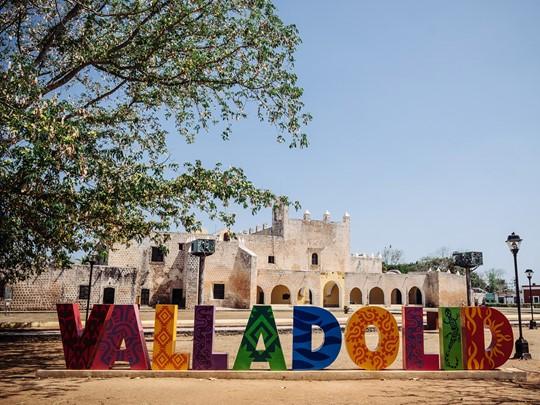 La charmante ville de Valladolid