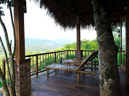 Relaxez vous au Pu Luong Retreat