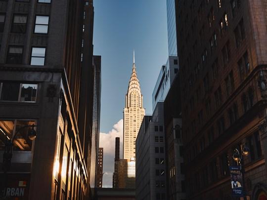 Faites un détour par le légendaire Chrysler Building