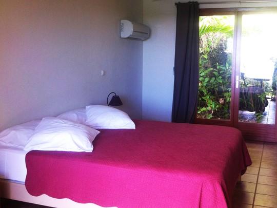 Hôtel Le rayon vert, Chambre Confort