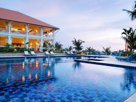 La Véranda Resort, un boutique-hôtel de plage situé sur l'île préservée de Phu Quoc