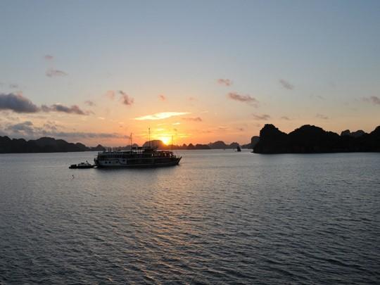 Des couchers de soleil inoubliables sur l'eau
