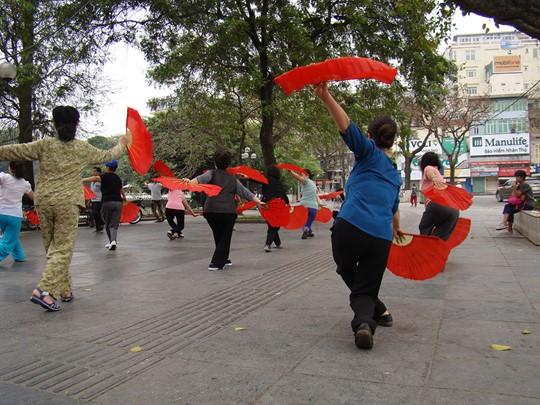 Initiation au Tai-Chi