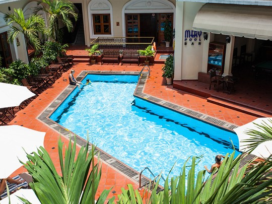 L'hôtel Majestic Saigon