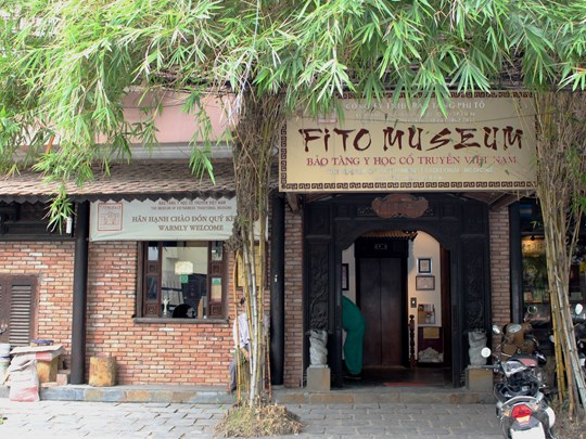 Le Musée de FITO, premier musée privé du Vietnam