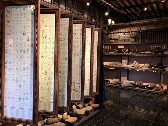 Un trésors d'informations liés à la médecine traditionnelle