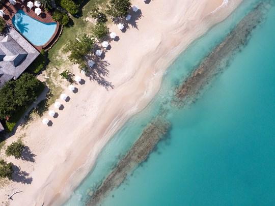 Rendez-vous Bay à Antigua