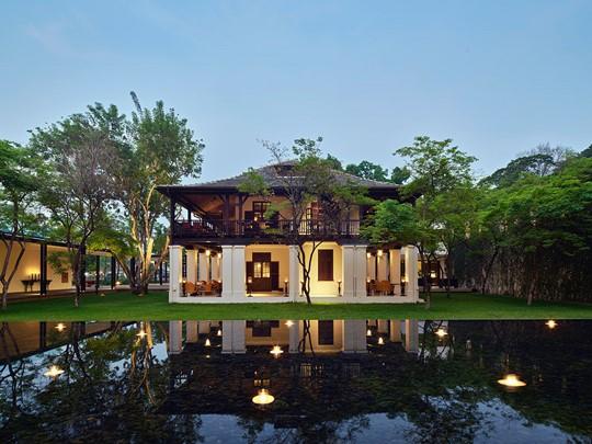 Un séjour dans le magnifique hôtel Anantara Chiang Mai