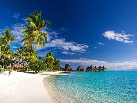 Détendez-vous sur une des sublimes plages de l'île